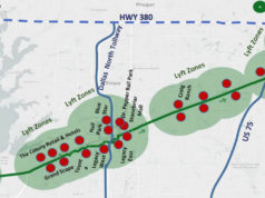 DCTA proposed Route 70