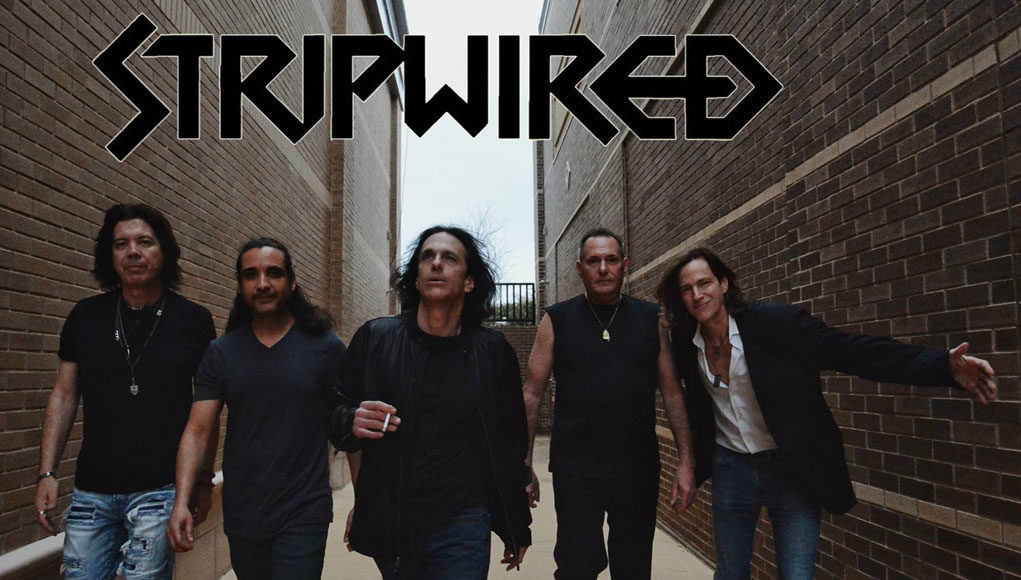 Texas band-Stripwired